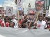 Global Day of Action: Demo der Zivilgesellschaft in Durban am 3.12.2011