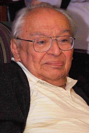 Wir treffen Gustavo Gutierrez, einen Mitbegründer der Befreiungstheologie.