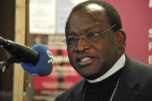 Bischof Musonde aus Kenia