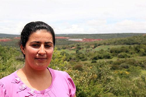 Eleny erzählt vom Leben mit der Uranmine