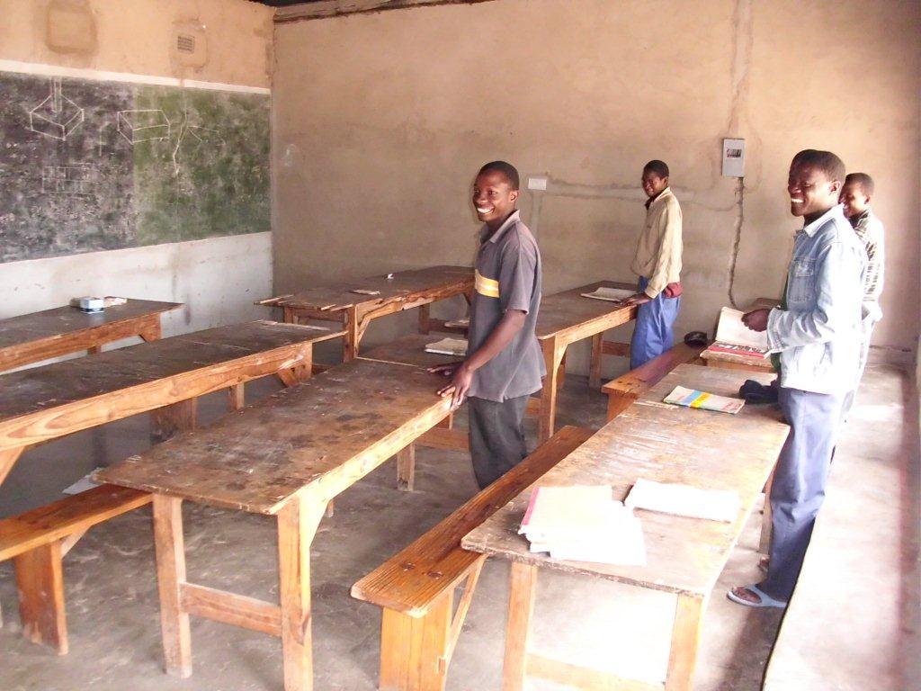 Projektbesuch bei der Budirirai Berufsschule