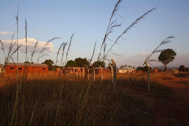 Landschaft im Süden Tansanias
