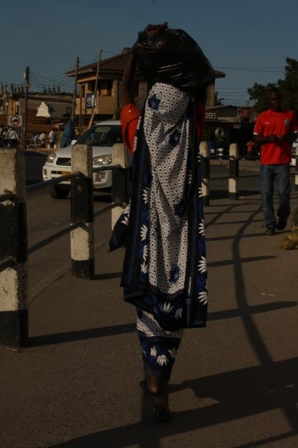 Typisch afrikanische Mama?