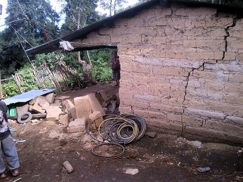 Immer wieder erschüttern Erdbeben die Küste von Guatemala
