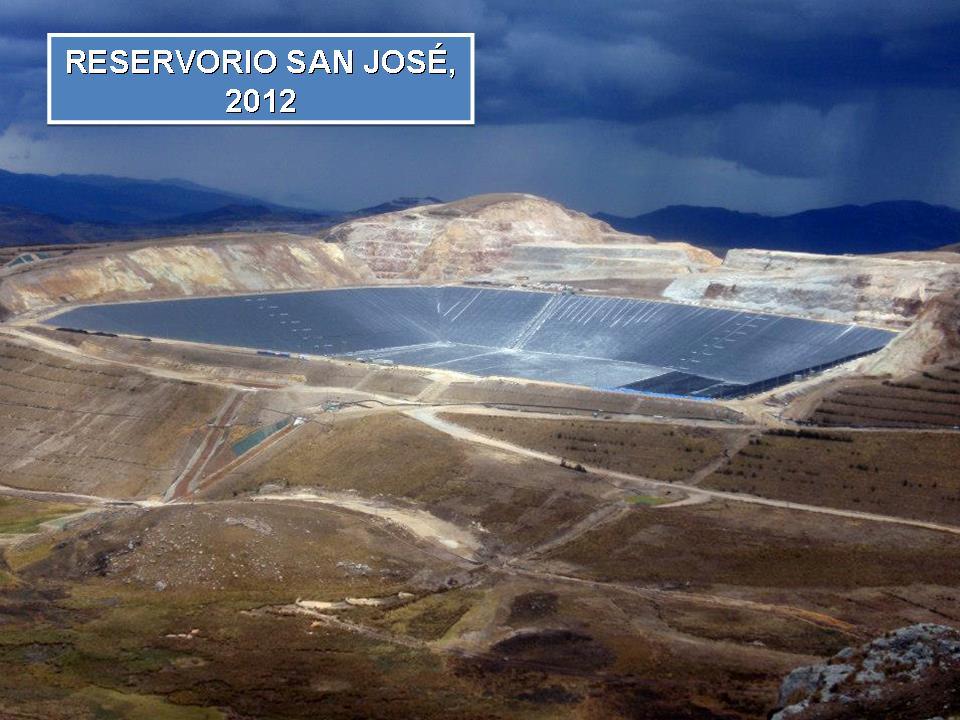 Reservorio San José