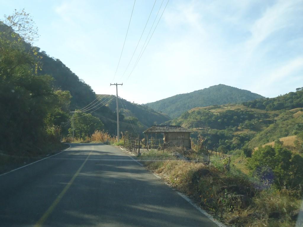 Die Montaña von Guerrero