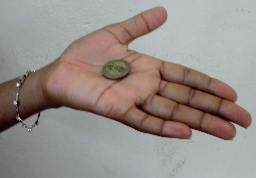 Eine kleine Münze - ganz große Gefühle