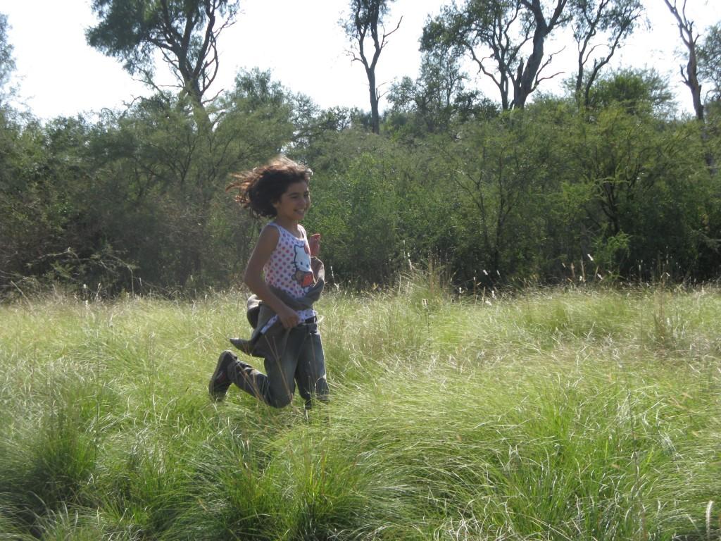 """Monte (Buschwald) bedeutet für die Kleinbauern """"Arbeit, Nahrung und Leben""""."""