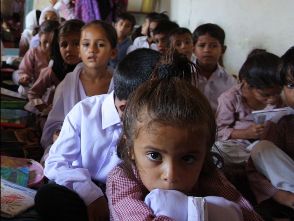 Girls in Community School_UEF