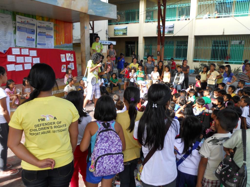 PEPS-Seminar in Tacloban