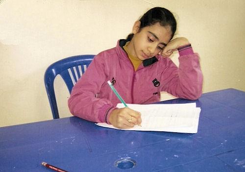 Syrische Flüchtlinge im Libanon: Eine von ihnen ist die 11-jährige Hala.