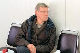 r. Martin Bröckelmann-Simon besucht derzeit das Kirkuk Center for Torture Victims in Dormiz im Nordirak.
