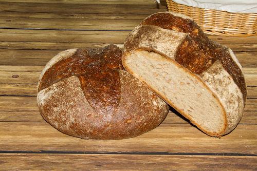 Ardennerbrot der Bäckerei MOSS