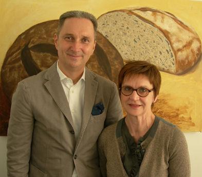 Silvia Moss und Schwienhorst