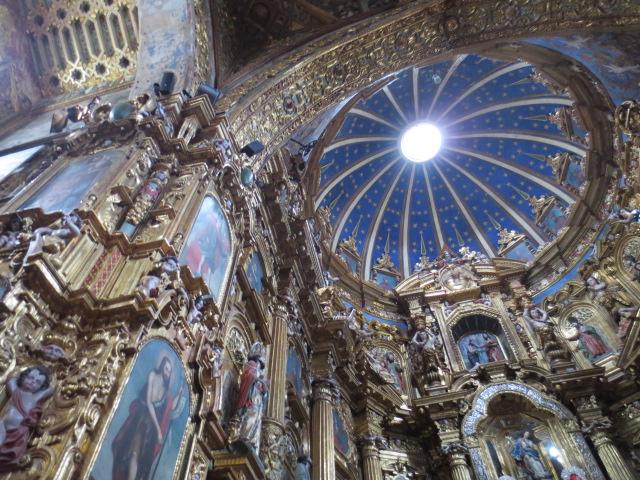 Ecuador: Kirche in Quito