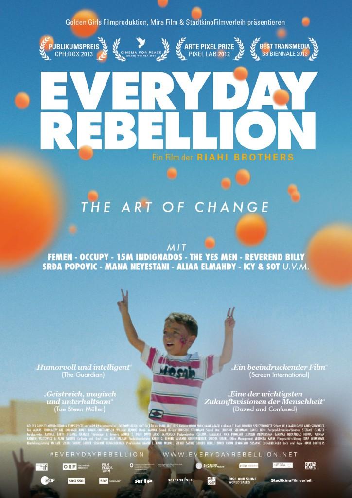 Everyday Rebellion: Dokumentation über die jüngsten gewaltfreien Demokratiebewegungen weltweit