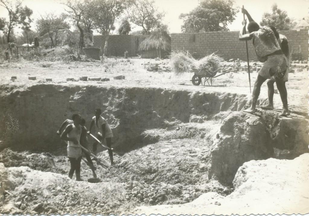 Tschad altes Bild
