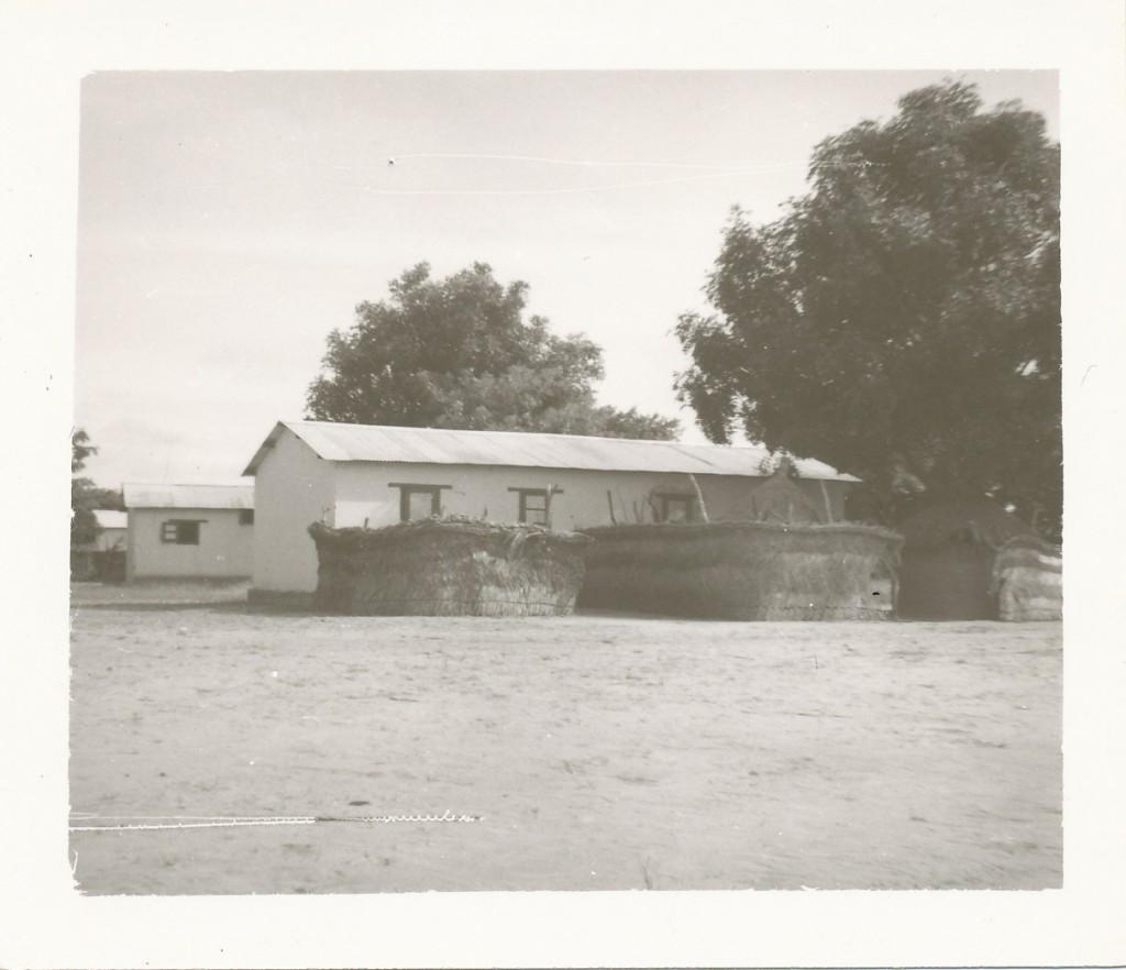 Altes Bild aus dem Tschad