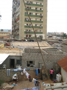 May 2010 ANGOLA 007 Luanda TK 3075