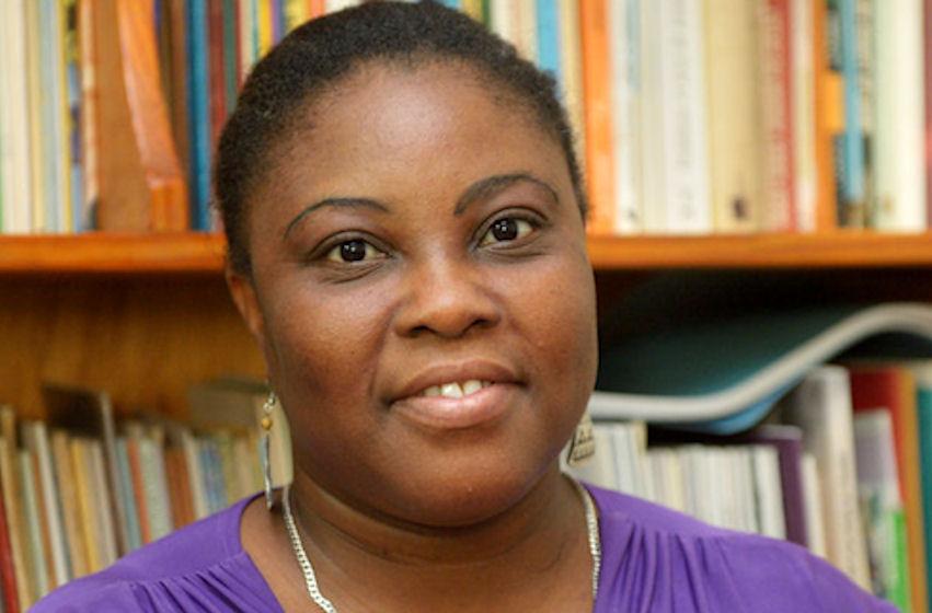 Jocelyne Colas Noel ist Direktorin der Kommission Justice & Paix in Haiti.