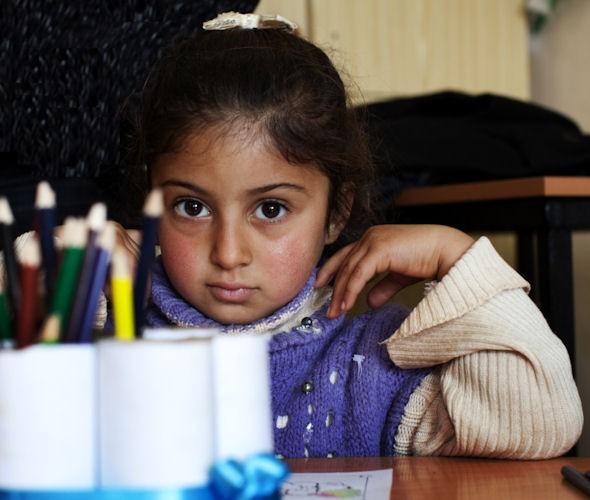 Pontifical Mission Beirut Fluechtlingshilfe