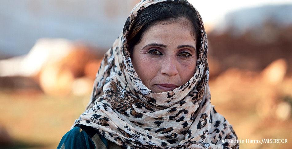 Frau im Libanon_Kathrin Harms