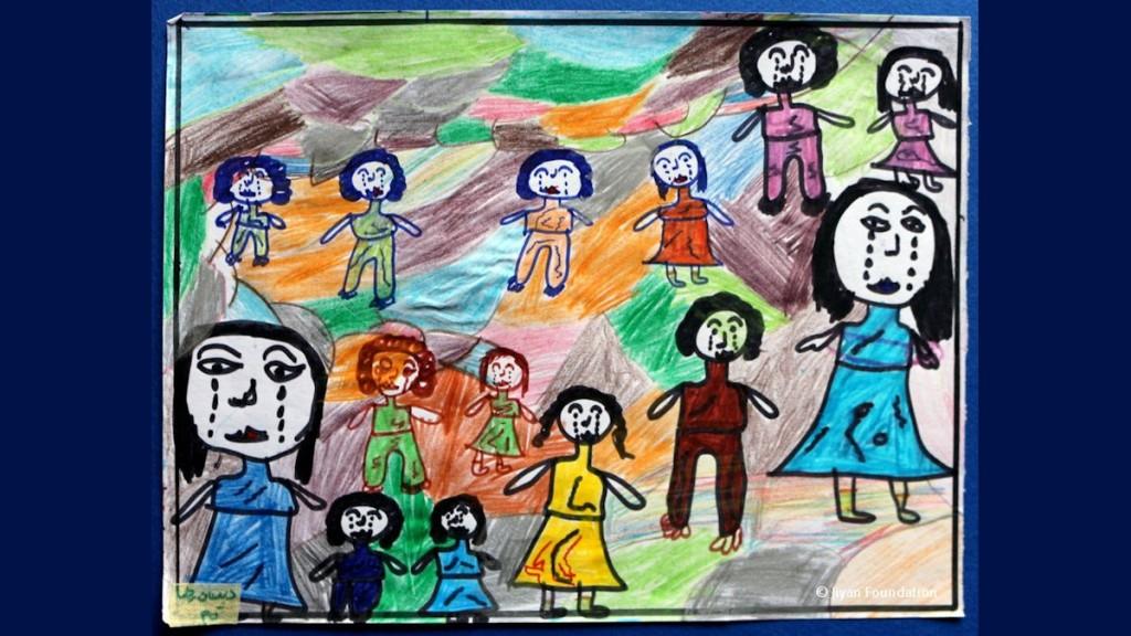 Kinderbild_Flüchtlinge_Jiyan-Foundation