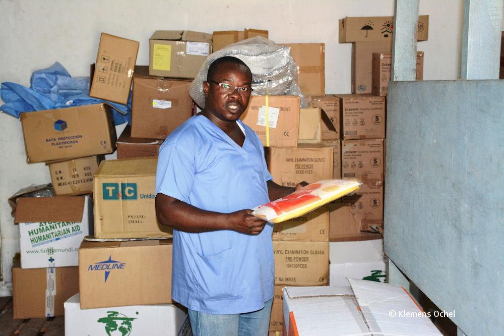 Mitarbeiter Saint Joseph Hospital Monrovia_Liberia_2015_c Klemens Ochel (3)