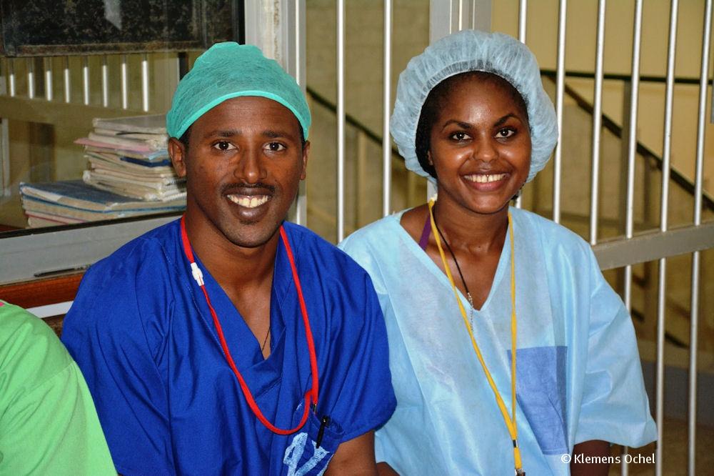Mitarbeiter Saint Joseph Hospital Monrovia_Liberia_2015_c Klemens Ochel (4)