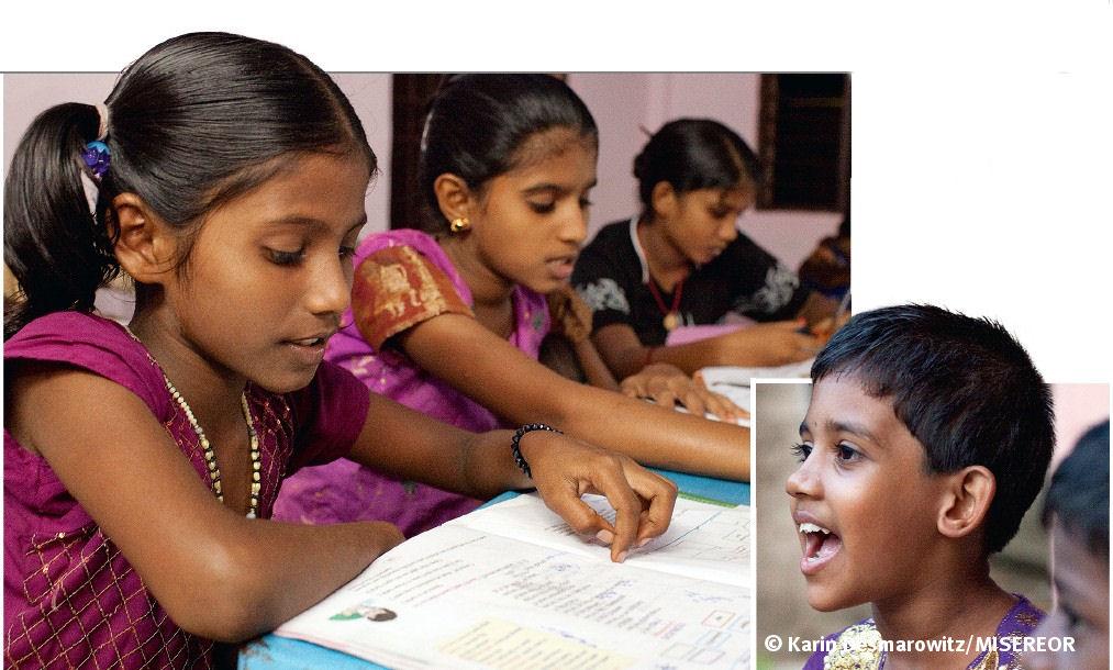 Tanzen, Singen und Lernen_Indien_c_Karin Desmarowitz