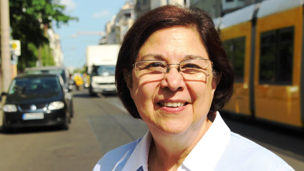 Consuelo Morales Elizondo ist die Direktorin der Menschenrechtsorganisation CADHAC