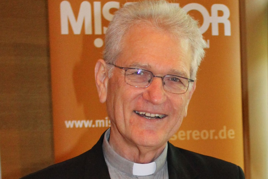 Bischof Leonardo Ulrich Steiner, Generalsekretär der brasilianischen Bischofskonferenz