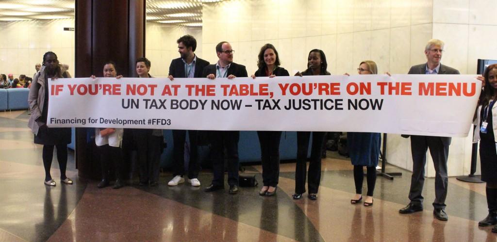 Steuerplakat
