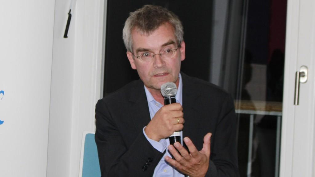 Christian Thomes, Leitung Gesundheits-und Sozialpolitik beim Caritasverband für das Erzbistum Berlin