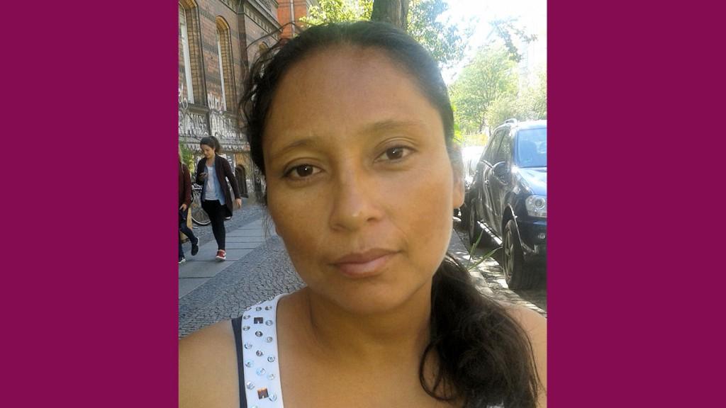 Alejandrina Cabrera - Kämpferin für Menschenrechte