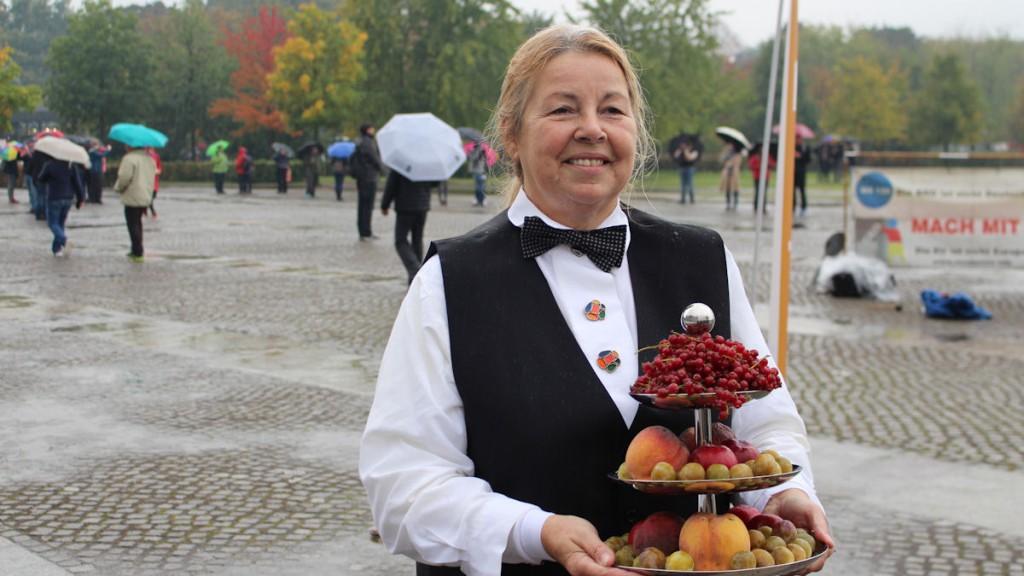 Elisabeth Schmelzer, Vorstand foodsharing Netzwerk
