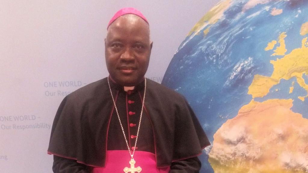 Erzbischof von Jos-Ignatius Ayau Kaigama