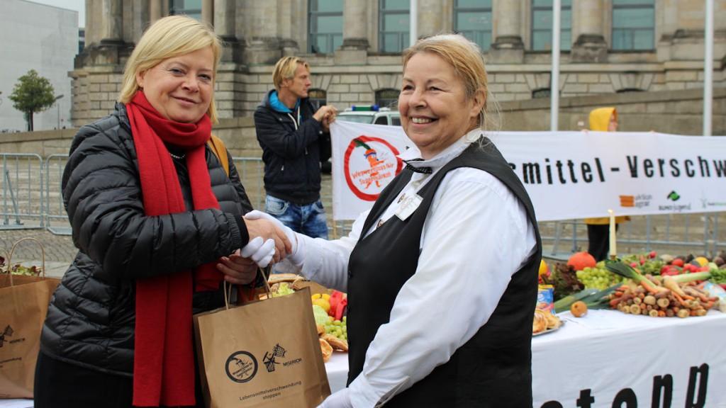 Gesine Lötzsch, Mitglied des Bundestages DIE LINKE