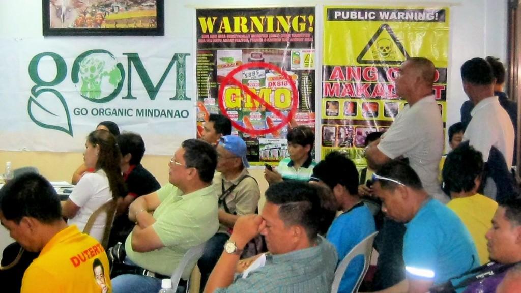 Protest Davao