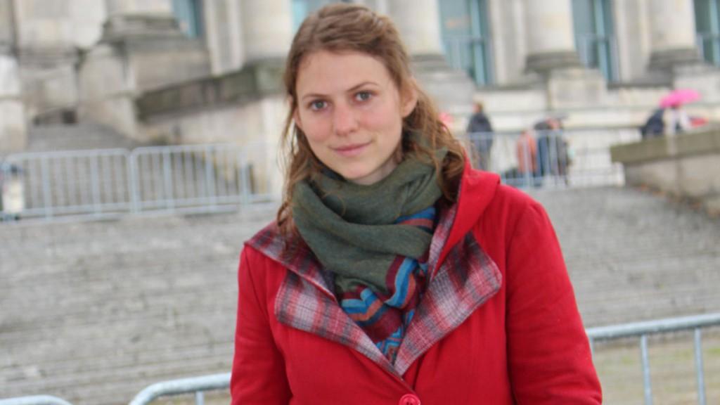 Sara Schneider, MISEREOR