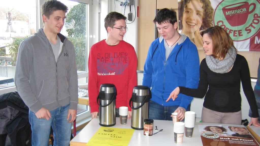 Coffee Stop - Engagiert für den guten Zweck
