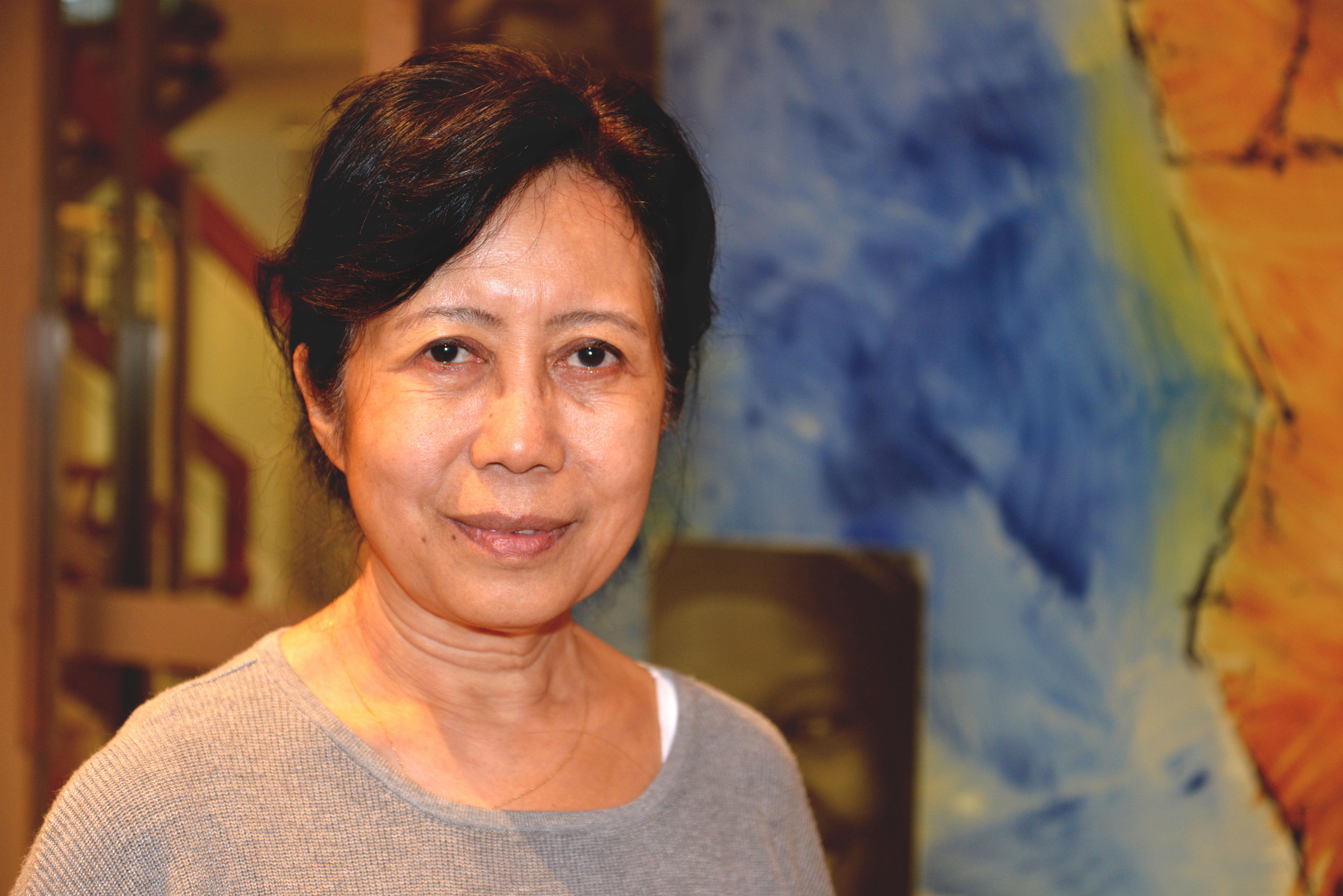 Lahpai Seng Raw, Mitbegründerin und Vorstandsmitglied der MISEREOR-Partnerorganisation Airavati. © MISEREOR