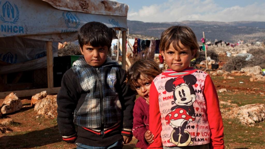 Pontifical Mission (PM) Beirut Fluechtlingshilfe in Deir el Ahmar (c) 2015 Harms/Misereor