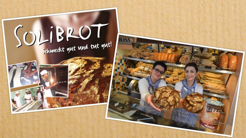 Die Bäckerei Moss verkauft Solibrote