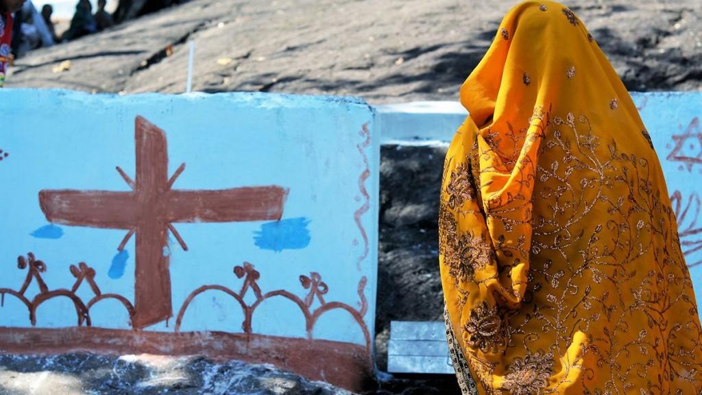 Wieder öffentlich Glauben: Nach der Gewalt gegen Christen im Jahr 2007 können sich diese im Distrikt Khandamal, Orissa, wieder öffentlich zu ihrem Glauben bekennen.