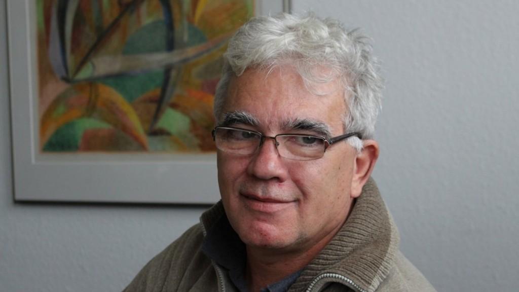 Rene Ivo Goncalves vom Menschenrechtszentrum Gaspar Garcia in Sao Paulo