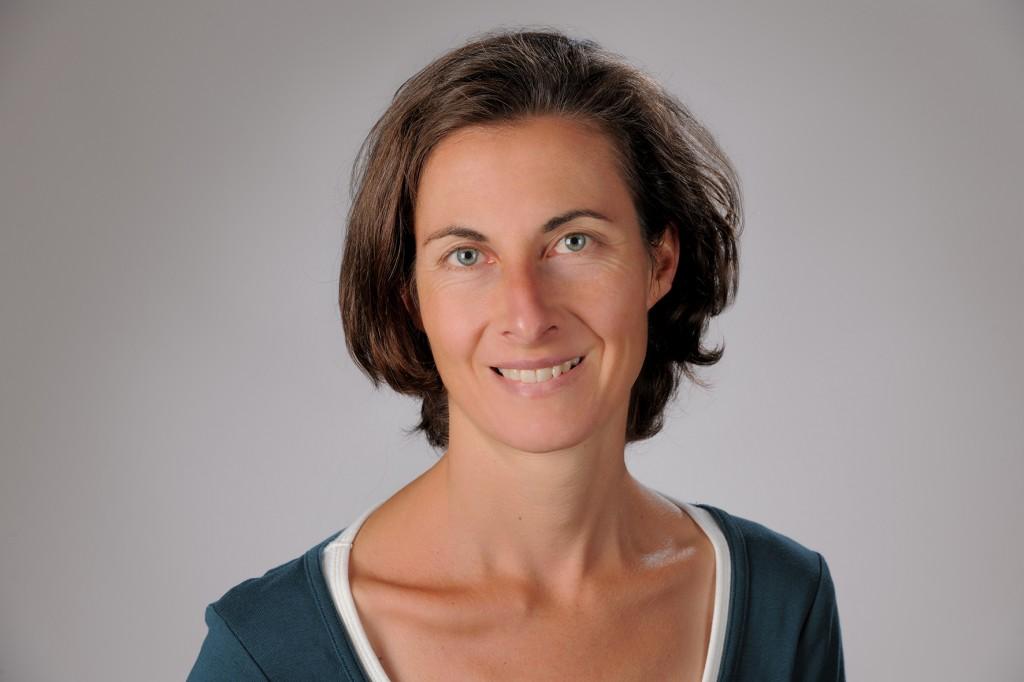Nahost-Expertin Astrid Meyer