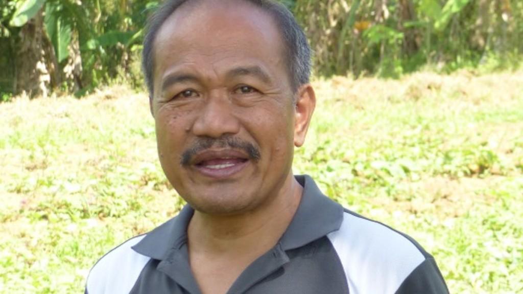 Chito Medina, Nationaler Koordinator von Masipag © MISEREOR