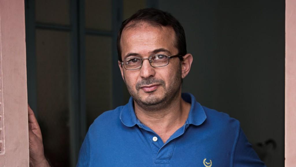 Mathematiklehrer Yazar Oudeh