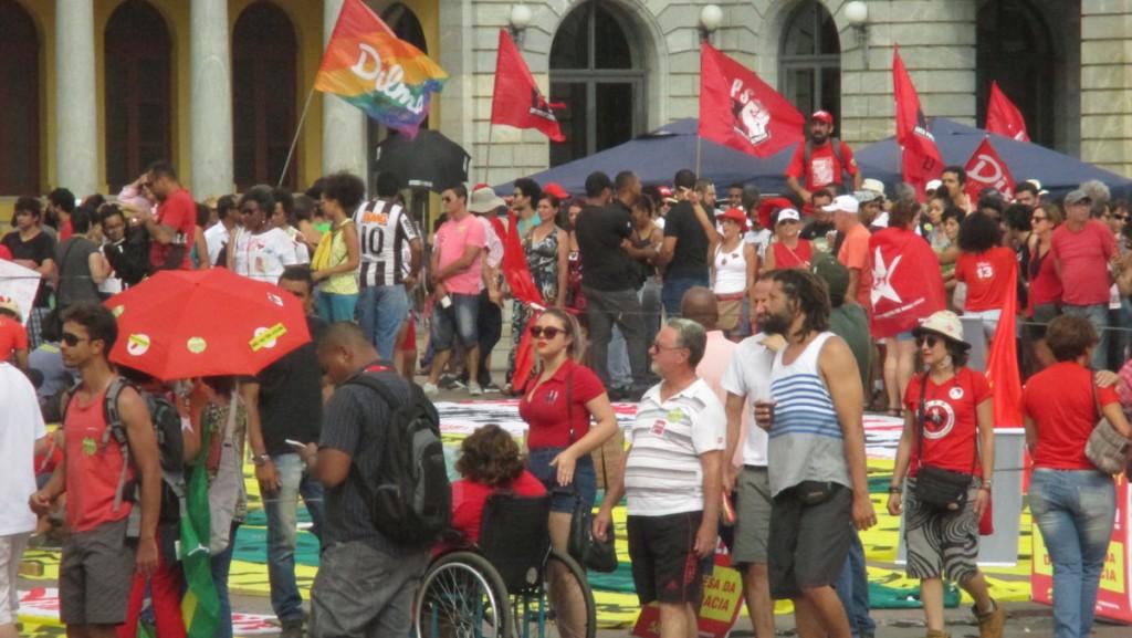 Proteste in Belo Horizonte